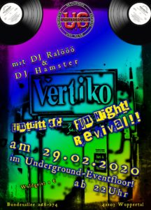 Fun Night @ UNDERGROUND Event-Floor