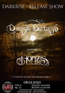 live: Diversity of Darkness + Horizis @ UNDERGROUND Event-Floor